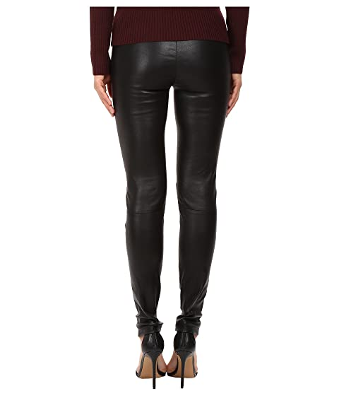 Stretch L Leather LAMARQUE Leggings Kelly T6qH6Sw