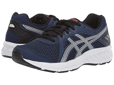 ASICS Kids Jolt 2 GS (Big Kid) (Blue Expanse/Silver) Boys Shoes