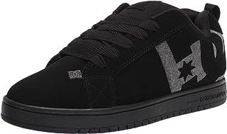 DC Shoes Court Graffik SE - Zapatillas de Skate para Hombre, Color Negro, Talla única, Color, Talla 55 EU
