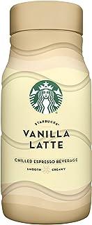 Starbucks Espresso Vanilla Latte Coffee, 40 oz Bottle