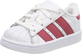 adidas Infant Girls Originals Superstar Trainers in White