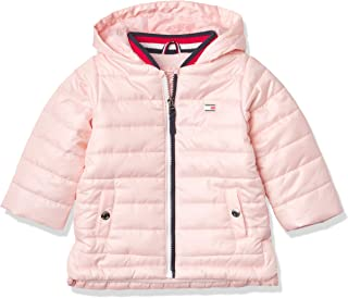 Girls' Infant Short Length Quilted Puffer Jacket