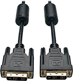 (10 ft) - Tripp Lite DVI Dual Link Cable, Digital TMDS Monitor Cable (DVI-D M/M) 3.05 m / 10-ft. (P560-010)