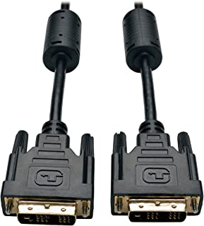 Tripp Lite DVI Single Link Cable, Digital TMDS Monitor Cable (DVI-D M/M) 10-ft.(P561-010)