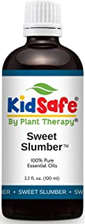 Plant Therapy KidSafe Sweet Slumber Synergy Essential Oil 100 mL (3.3 oz) 100% Pure, Undiluted, Therapeutic Grade