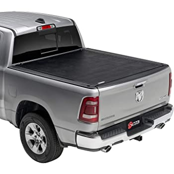 "2500 6/'4/""Bed Pro LoRoll Roll Up Tonneau Cover Tonno For 02-18 Dodge Ram 1500"