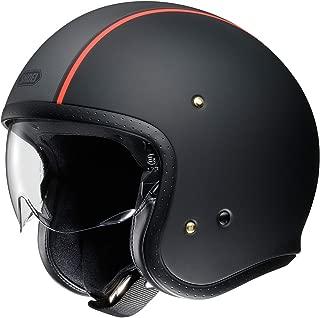 Shoei J-O Helmet - Carburettor (Medium) (Black)