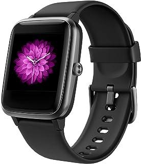 comprar comparacion GRDE Reloj Inteligente Mujer, Smartwatch Hombre con Monitoreo del (Pulsómetro/Cardíaco/Sueño) Reloj 5ATM Impermeable con P...