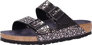 Unisex Arizona Metallic Stones Birko-Flor Sandals