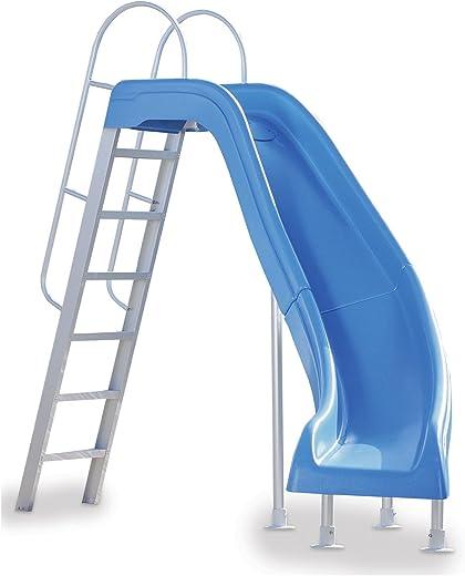 Inter-Fab CITY2-CRB Water Pool Slide, City Slide, Blue