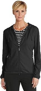 UPF 50+ Women's Arcadian Packable Sunblock Jacket - Sun Protective