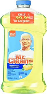 Mr. Clean Multi-Surfaces Antibacterial Liquid Cleaner-Summer Citrus-40 oz.