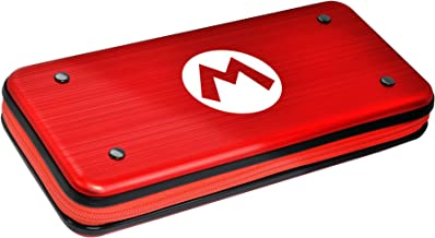 HORI Nintendo Switch Alumi Case (Mario Edition) Officially Licensed By Nintendo - Nintendo Switch