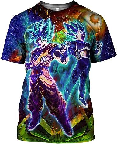 Camiseta Dragon Ball Hombre,Camisetas Dragon Ball Super Broly ...
