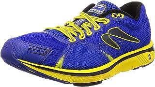 Newton Running Gravity VII 7 loopschoenen blauw/geel M000118B