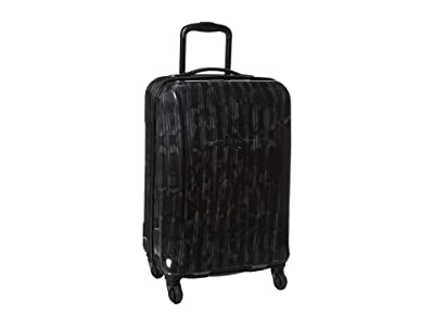 Kenneth Cole Reaction The Real Collection Hardside 20 Carry On (Black) Carry on Luggage