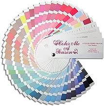 Color Me A Season Color Fan - Summer