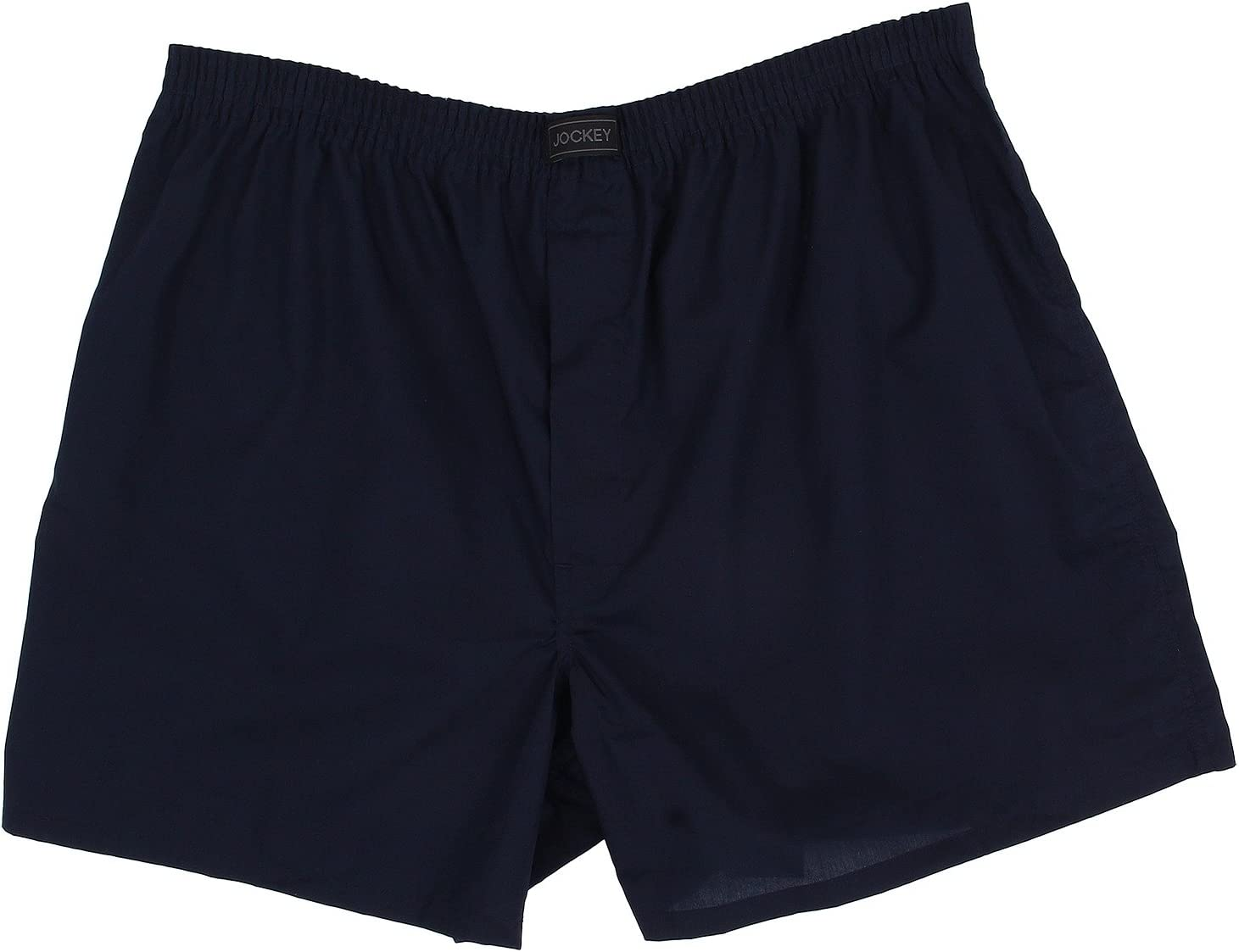 Jockey Active Blend Woven Boxer 4-Pack 82tjI