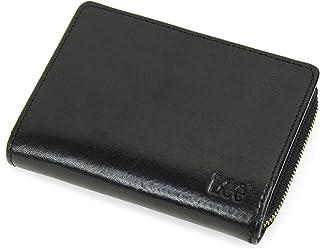 Lee(リー) ブック型二つ折り財布 小銭入れあり ハーフウォレット 0520266A