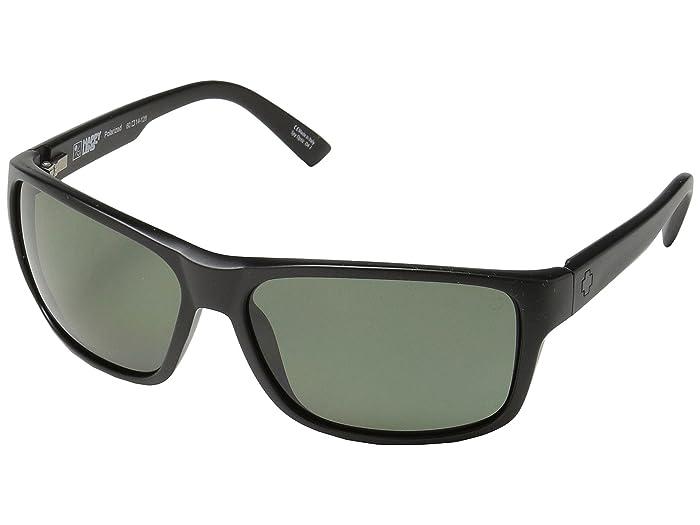 Spy Optic Arcylon (Matte Black/Happy Gray Green Polar) Sport Sunglasses