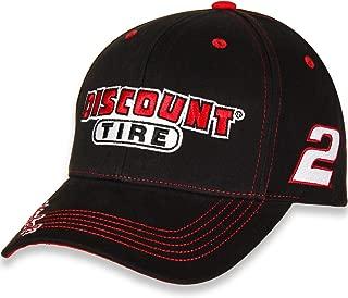 Checkered Flag NASCAR Men's Die Hard Fan Adjustable Hat/Cap