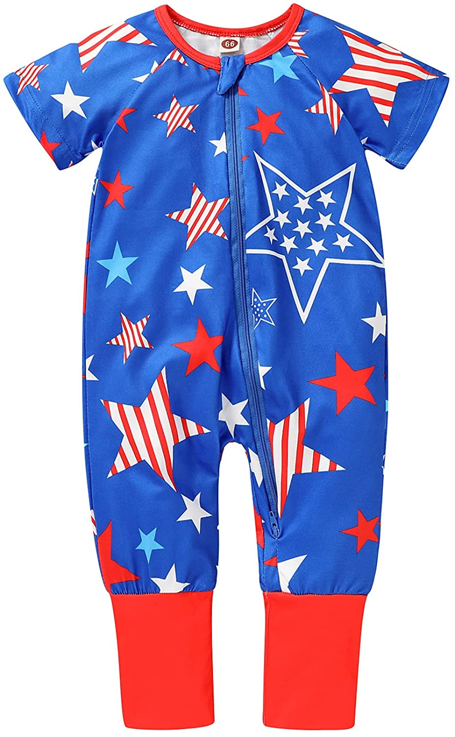 Unisex Baby Outfits 4th Of July Infant SEAL limited product Mail order cheap Girls Toddle Boys Clothes