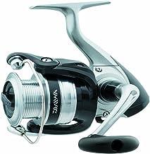 Daiwa SF4000-B-CP Strikeforce Test Front Drag Spinning Fishing Reel, 10-14 lb, Silver