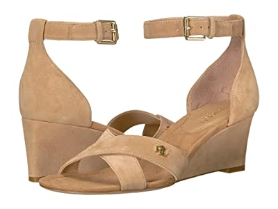 LAUREN Ralph Lauren Erinn (Wheat Suede) Women
