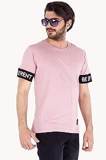 Kolu Baskılı Tshirt