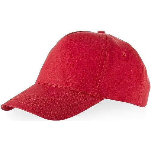 316faef2da2 Red Baseball Cap  Amazon.co.uk