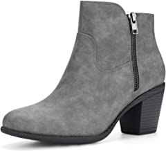Best grey ankle boots womens Reviews
