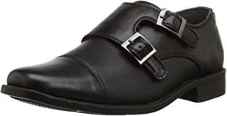 Steve Madden Chaaz Monk Strap Dress Shoe (Little Kid/Big Kid)