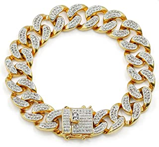 Best 8 inch gold chain bracelet Reviews