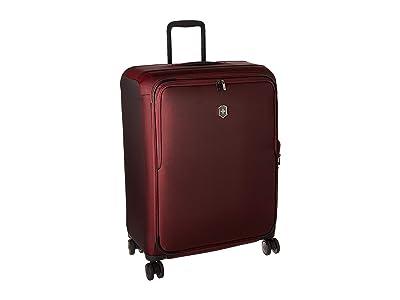 Victorinox Connex Large Softside Case (Burgundy) Luggage