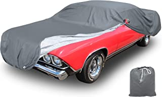 Exerock Oxford Cloth Car Cover Custom Fit 2015-2019 Ford Mustang