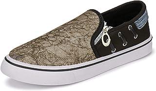 2ROW Men's Canvas Grey Sneakers