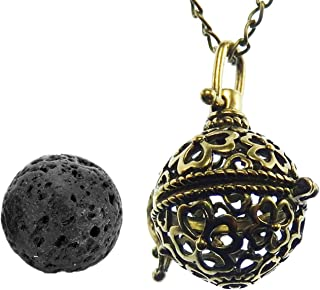 12 Refill Pads Charmed Craft Family Tree Of Life Locket Necklaces Aromatherapy Essential Oil Diffuser Necklaces Pendant