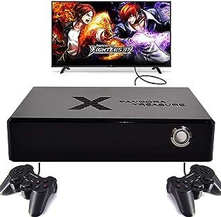 Console de Jeux Vidéo [3160 Jeux Classiques], Arcade Pandora Box X +Joystick 2Pcs, Arcade Console de Jeux Retro 1280x720 F...