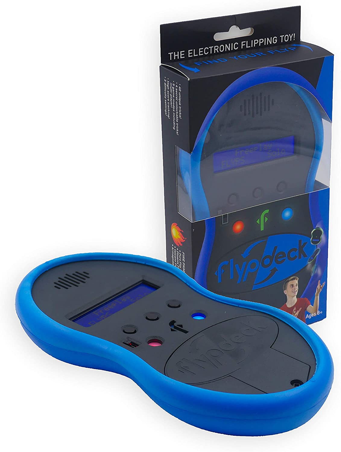 Large special price !! Flypdeck - Max 44% OFF The World's First Flipping Action Handheld Electronic