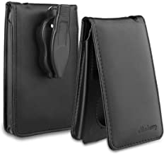 Maberry Leather Case for Apple iPod Classic 80G, 120G with Belt Clip
