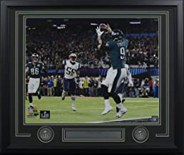 Nick Foles Framed 16x20 Philadelphia Eagles Super Bowl 52 Philly Special Photo