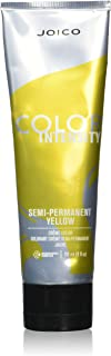 Joico Vero K-PAK Color Intensity Semi-Permanent Hair Color - Yellow 4oz