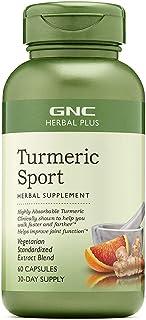 GNC Herbal Plus Turmeric Sport