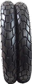 Jogo Pneu Moto Titan 150 E 125 Fan 150 E 125 Cg 150 E 125 Dianteiro E Traseiro Technic T&c Novo 90/90-18 E 2.75-18
