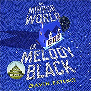The Mirror World of Melody Black cover art