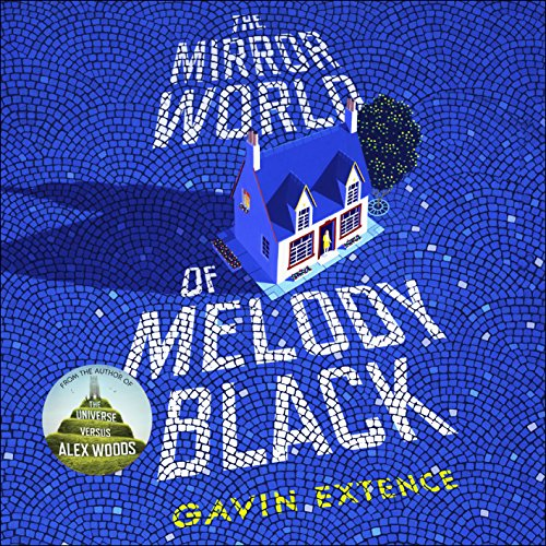 The Mirror World of Melody Black audiobook cover art