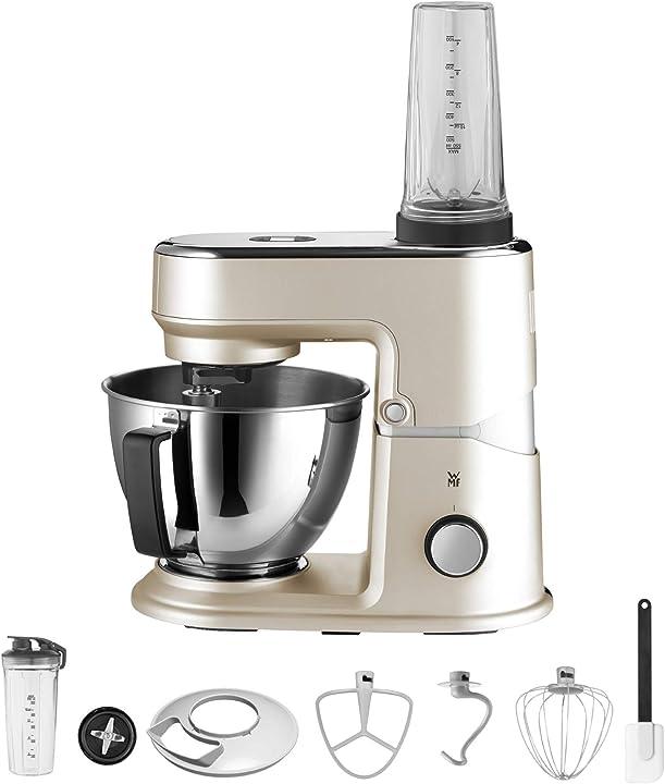 Robot da cucina, cromargan, beige wmf 416680001 0416680001