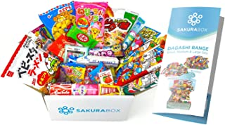 Best japanese candy box Reviews