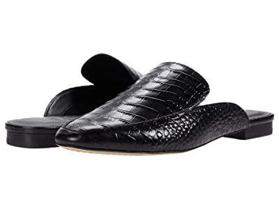 Dolce Vita Harmny (Noir Eco Croc Leather) Women