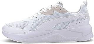 PUMA X-Ray Puma White-Gray Violet Moda Ayakkabılar Unisex Yetişkin